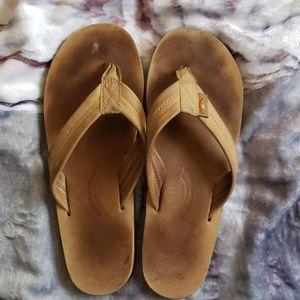 Rainbow brand beach sandals